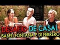 Desafio de Casal: Isabeli Fontana e Di Ferrero | #HotelMazzafera