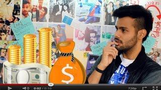 getlinkyoutube.com-How Much Money I Earn From YouTube ? #80KSpecial