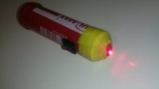 getlinkyoutube.com-Как сделать лазер из DVD