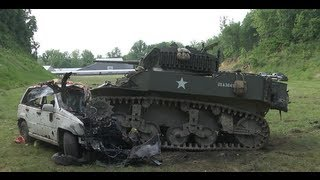 getlinkyoutube.com-FPSRussia Goes to Whitecastle - In a tank...