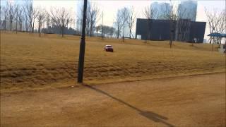 getlinkyoutube.com-LOSI 5IVE 1/5 MINI WRC  KOREA  EP