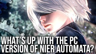 Nier: Automata - PC vs. PS4 Pro Graphics Comparison