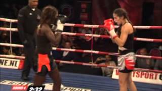 getlinkyoutube.com-RACHIDA BOUHOUT VS LAETITIA LAMBERT/BAKISSY  GLORIOUS HEROES FT ENFUSION LIVE 16-11-13