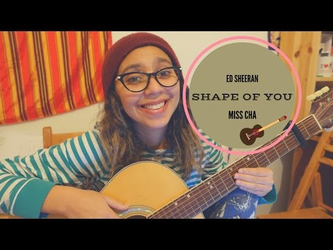 Ed Sheeran - Shape Of You (Cover) #Miss_Cha