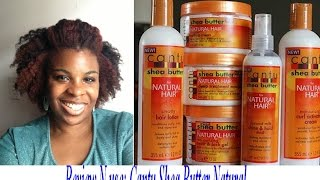 Video#171 - Review N Use: Cantu shea Butter Natural Hair