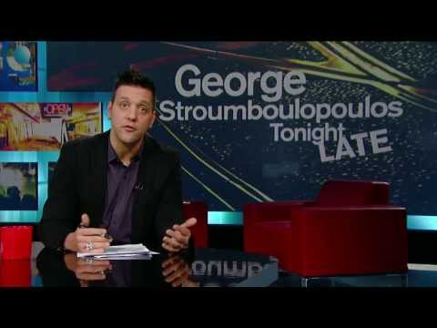 Debrief for December 4, 2013: George Reads Bad Sex In Fiction Excerpt