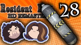 getlinkyoutube.com-Resident Evil HD: Trying Not to Blow-Up - PART 28 - Game Grumps