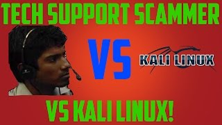 getlinkyoutube.com-Tech Support Scammer vs Kali Linux