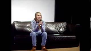 Laura Dekker - Vortrag im Bürgerkulturzentrum Windeck