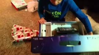 getlinkyoutube.com-Little brother opens a PS4 box to find a PS2 inside for Christmas (PS4 Christmas Prank)