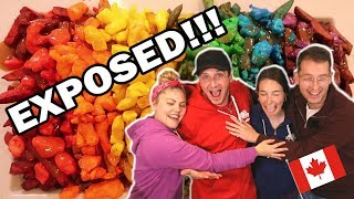 The Secret World of SimplyNailogical 🇨🇦 Rainbow Poutine 🌈🍟🧀 width=