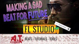 How To Make A Sad Future x Piano Trap Beat in FL Studio