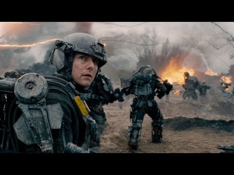 edge of tomorrow official trailer 1 hd