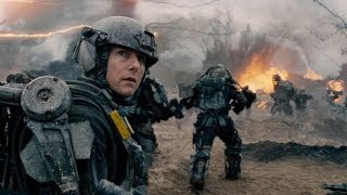 Edge of Tomorrow - Official Trailer 1 [HD] width=