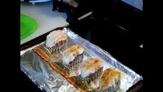 getlinkyoutube.com-Baked Lobster Tails - My Way - Part 1