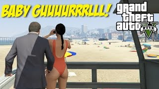 LET ME TOUCH THE BOOTY! [GTA V] [CHAOS]