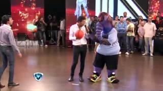 getlinkyoutube.com-el oso arturo volvio a showmatch