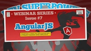 How to make web applications with AngularJS and ASP.NET MVC | Dev SuperPowers Episode #7 | Ben Cull
