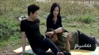 SONG JOONG KI & MOON CHAE WON (ChaeKi Couple) Sweet Moment @ Nice Guy BTS Part.1