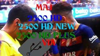 getlinkyoutube.com-Nouvelle [MAJ] Tres Stable sur Géant 2500 HD NEW et Autres