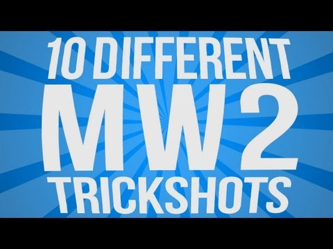 10 Different MW2 Trickshots