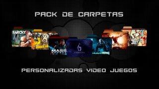 getlinkyoutube.com-Pack de Iconos para Carpetas Personalizadas