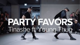 getlinkyoutube.com-Party Favors - Tinashe ft.Young Thug / Boyboi Choreography