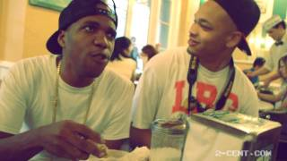 Curren$y, Stalley & Dom Kennedy au Café Dumonde