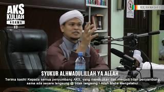 Ustaz Abdullah Khairi | Zaman Moden, Tak Perlu Lagi Hukum Hudud ?