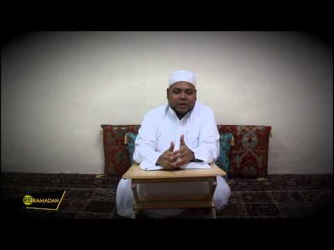 Re-Ramadan 1434H | Ustaz Zahid Mohd Zin | Syawal