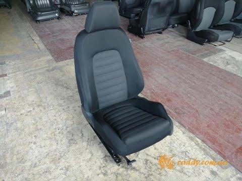 VPCC-3 - VW Passat CC - переднее сиденье