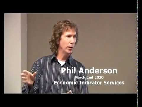 Asset Bubbles Forever - Economical Cycles  Phil Anderson (Part 3/3)
