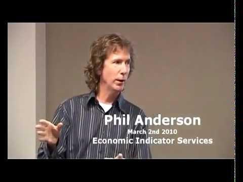 Asset Bubbles Forever - Economical Cycles  Phil Anderson (Part 3/3)