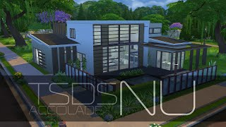 getlinkyoutube.com-The Sims 4 Modern House - Accolade [HD] Download(*)