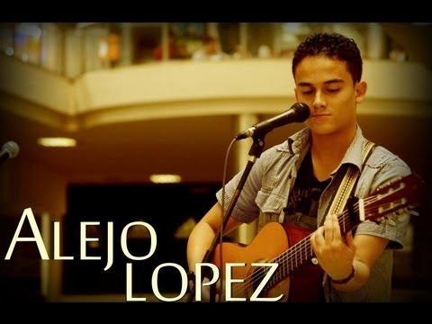 Me Enamore de Alejo Lopez Letra y Video