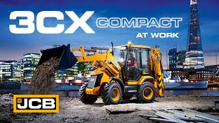 getlinkyoutube.com-JCB at work - 3CX Compact