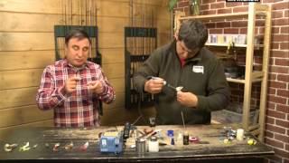 getlinkyoutube.com-Мастерская Рыбака - Изготовление колебалки для щуки