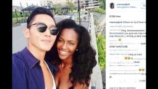 getlinkyoutube.com-Justin and Mamé: An ANTM Love Story (AMBW)