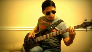 getlinkyoutube.com-Toyang by Eraserheads (Bass Cover)