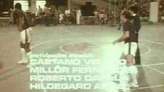 Os trapalhões no Futsal