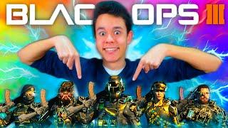 """""""Especialistas Héroes ON FIRE!!!""""! Black Ops 3 en DIRECTO w/Grefg!"""
