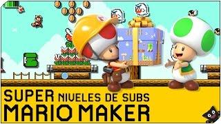 getlinkyoutube.com-Un nivel, mil juegos!! | Ep.10 | SMM Niveles de subs  (60fps)