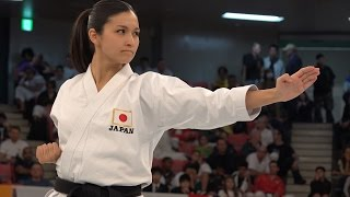 getlinkyoutube.com-思わず泣けてくる空手の世界大会、Karate-Do World Chamionship 2014(JKA)