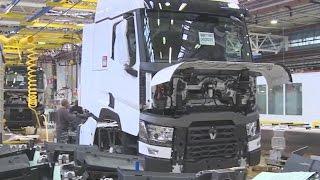 getlinkyoutube.com-Renault Truck T Range Factory