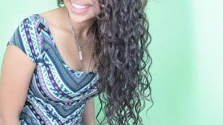The Curly Girl Method