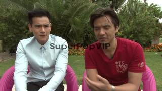 getlinkyoutube.com-INTERVIEW: Eddie Peng and Stephen Fung on the relationshi...