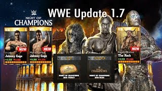 getlinkyoutube.com-WWE Immortals 1.7 Update Review: New Characters & Gears Android Ios
