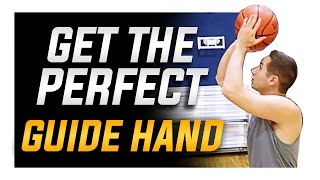 getlinkyoutube.com-Get the Perfect Guide Hand: Basketball Shooting Form (HD)