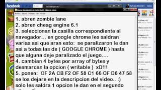 getlinkyoutube.com-Hack De Monedas Para Zombie Lane