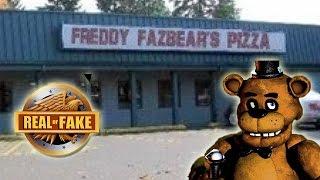 getlinkyoutube.com-FREDDY FAZBEAR'S PIZZA PLACE - real or fake?
